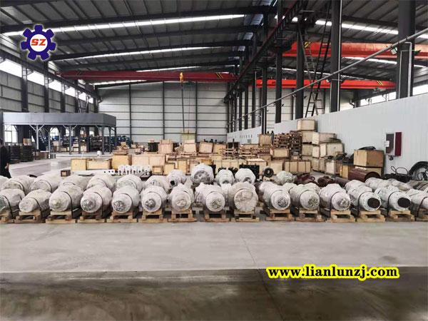 刮板输送机链轮组件分类简述及结构组成