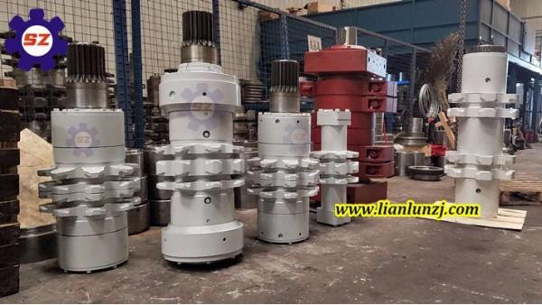 双志煤机链轮组件助力山阴矿井生产