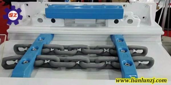 刮板输送机配件-链轮上掉链如何预防?