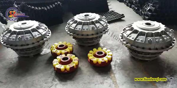YOXD650液力耦合器