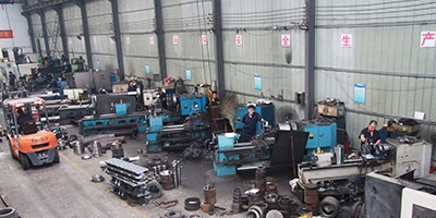 双志机械-链轮组件制修基地