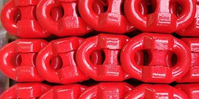 双志机械矿用接链环--工艺打造好产品