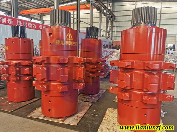 链轮组件维修工艺保障链轮质量