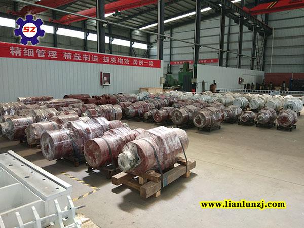 煤溜子链轮组件