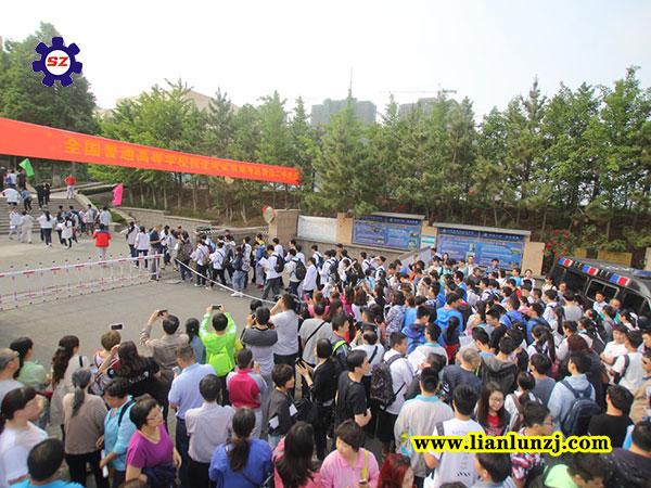河南双志机械设备有限公司为高考学子加油