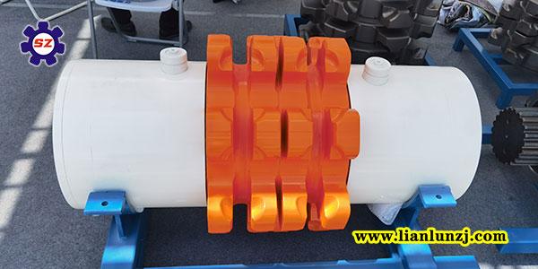 刮板输送机链轮组件