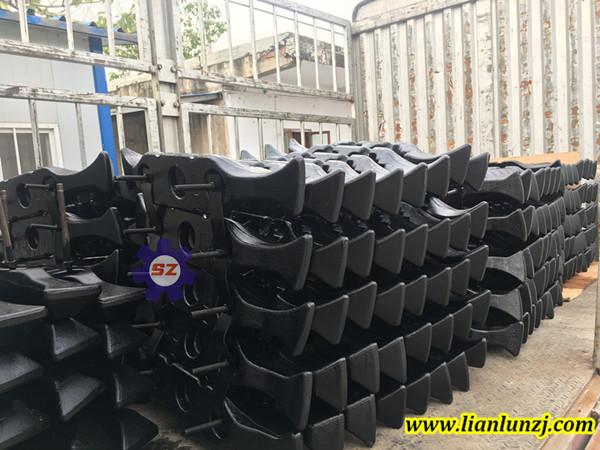 煤溜子刮板机配件厂家,综采煤溜子配件发货
