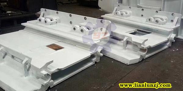 刮板机变线抬高槽有什么作用?