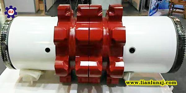 刮板机配件54SC0102链轮组件加工设备有什么