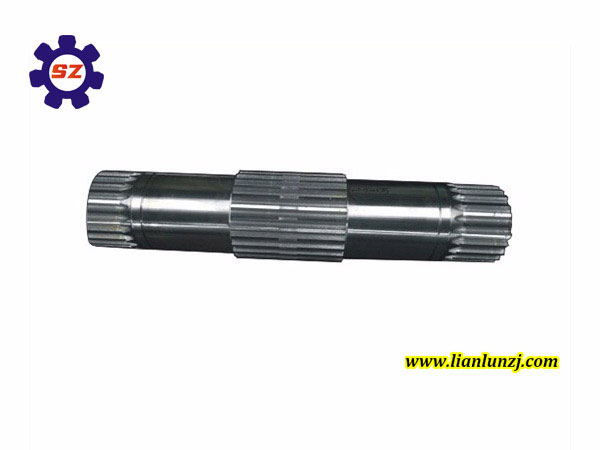 河南双志:刮板输送机链轮轴的加工工艺