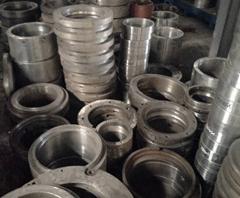 精加工配套零件(轴承座、浮封、压盖等)
