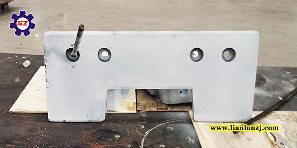 刮板机护板