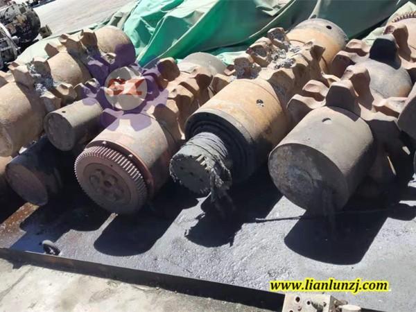 需维修链轮组件已陆续到厂,双志煤机保质保量赶订单