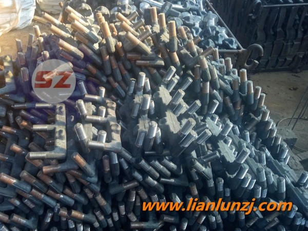 刮板输送机配件--E型螺栓常见型号参数