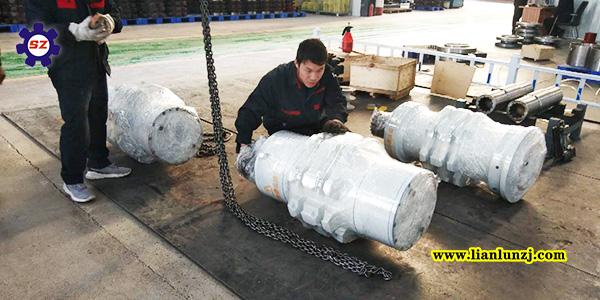 链轮组件维修工艺