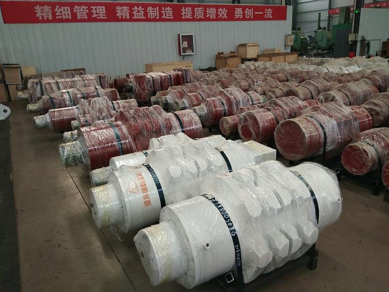 矿用链轮组件