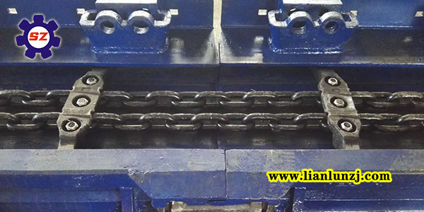 刮板输送机中刮板链为什么断裂?