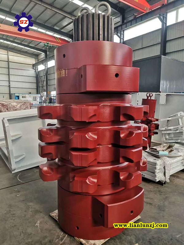 刮板机配件链轮组件