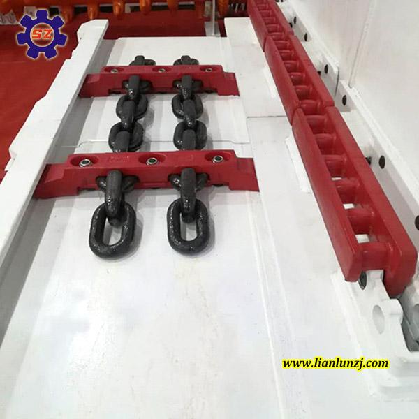 刮板输送机刮板链