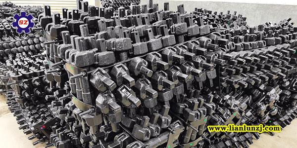 刮板输送机哑铃销107SA在煤矿应用的多吗