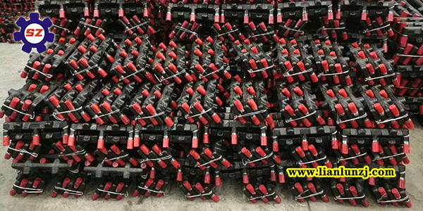 刮板机E型螺栓/U型螺栓的作用是什么?