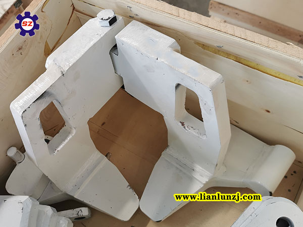 刮板机阻链器