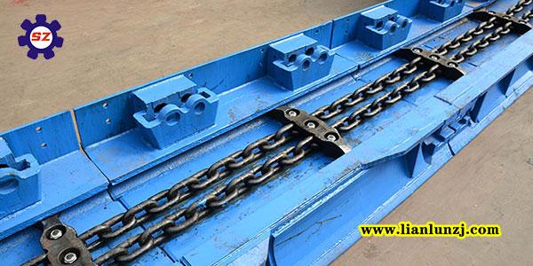 煤矿溜子刮板机结构组成