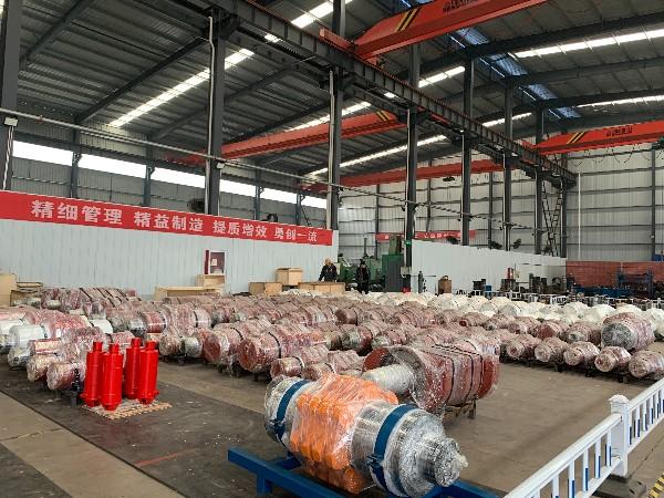 刮板机链轮组件厂家对产品的维护保养分析-河南双志