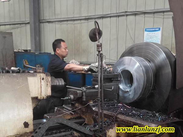 链轮体生产
